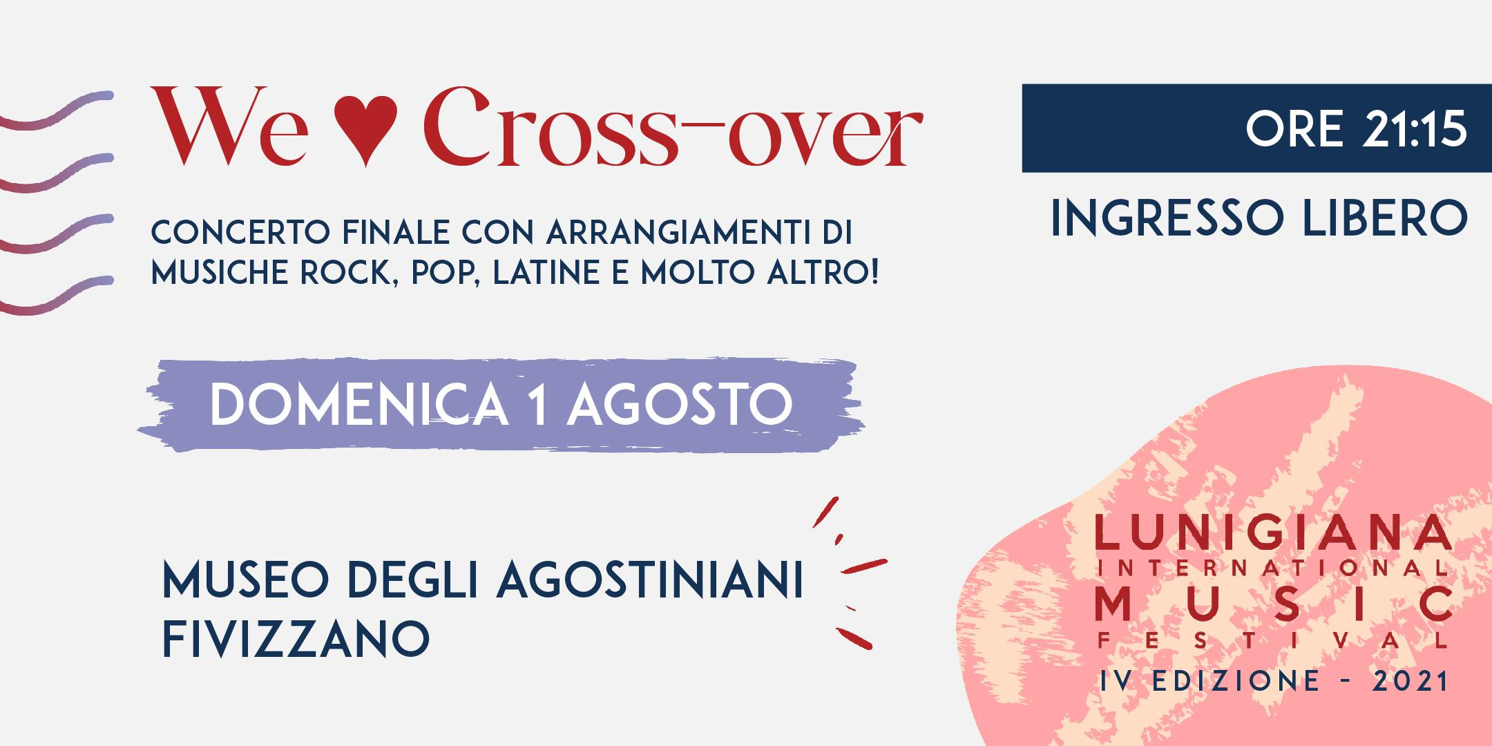 LIMF 2021 – We <3 Cross-over
